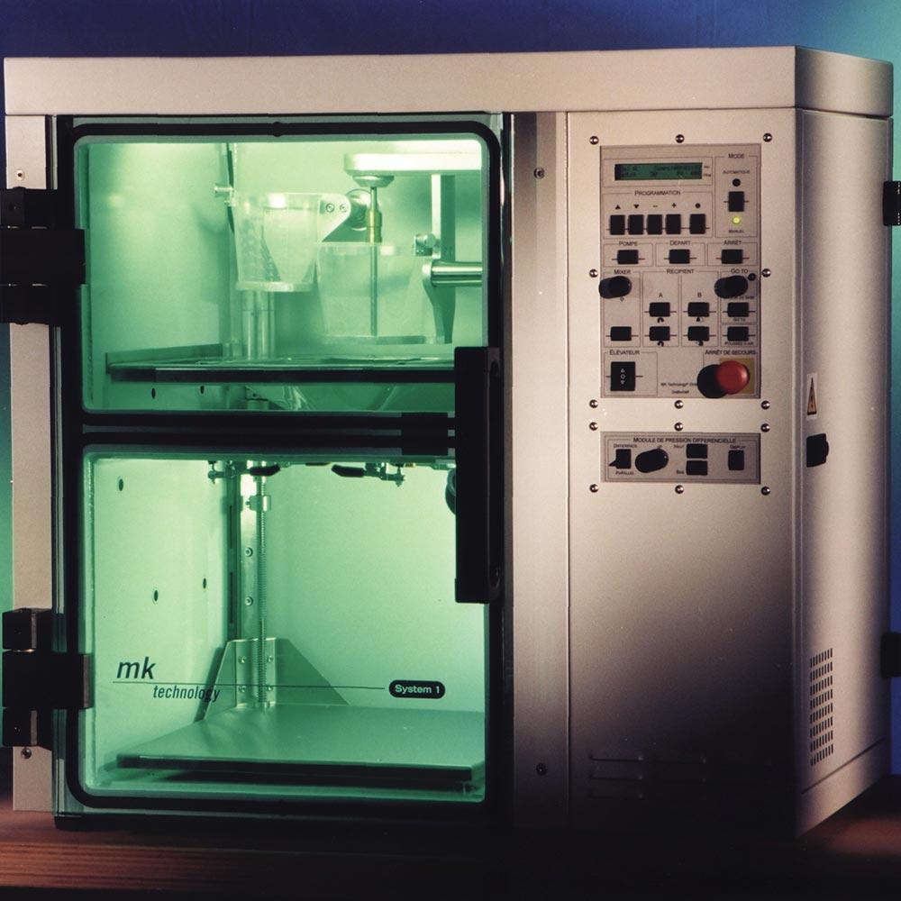 MK Technology System 1
